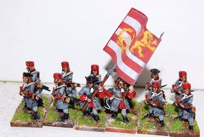 Norwegian Infantry