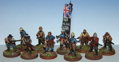The Bisley Rifles