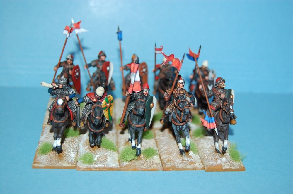 Mercenary 10/11th Cent cav
